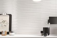 White Tiles: view the collections  - Marazzi 6689