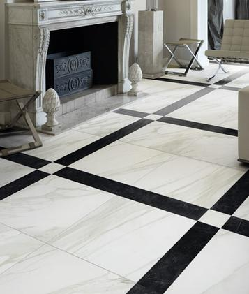 EvolutionMarble - marble effect porcelain tiles