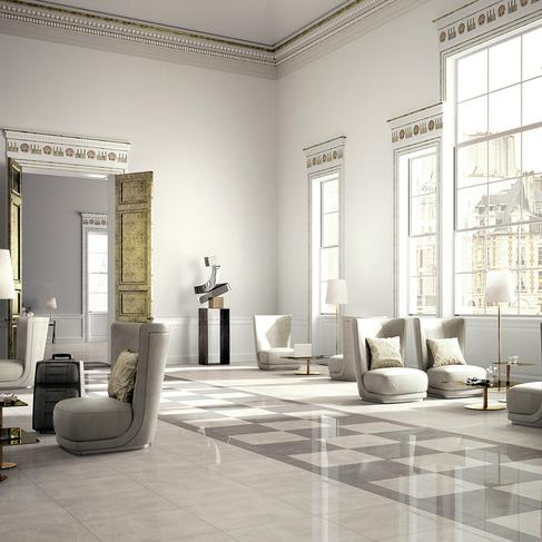 Evolutionmarble floor - Marble Effect - Businesses