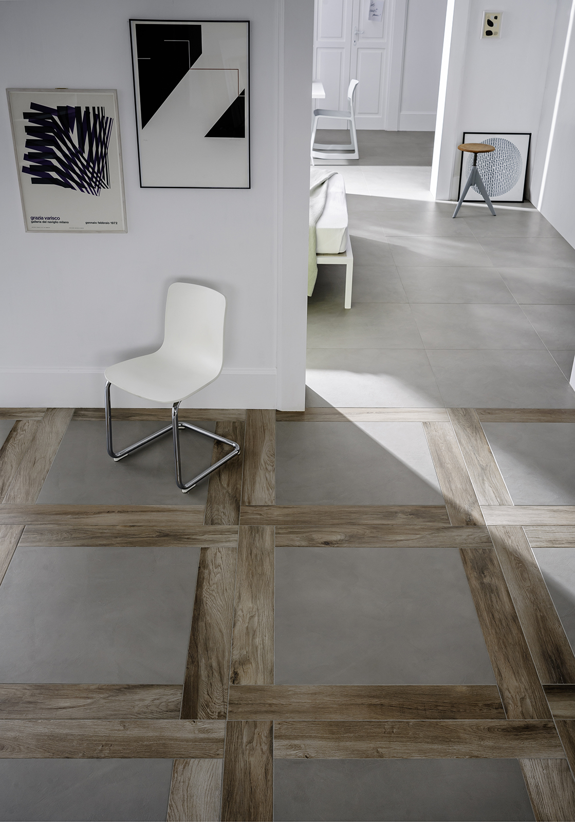 Inspirational Ideas For Tile Laying Marazzi