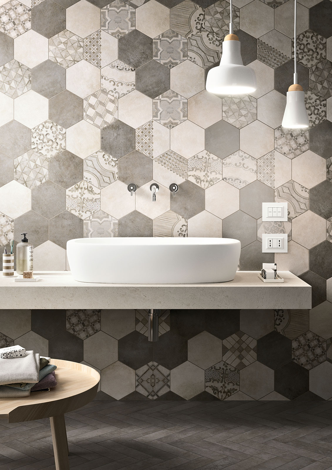 Inspirational ideas for tile laying | Marazzi