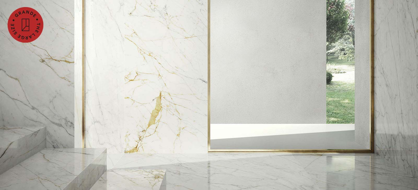Ceramic and porcelain tiles for walls and floors marazzi grande dailygadgetfo Choice Image