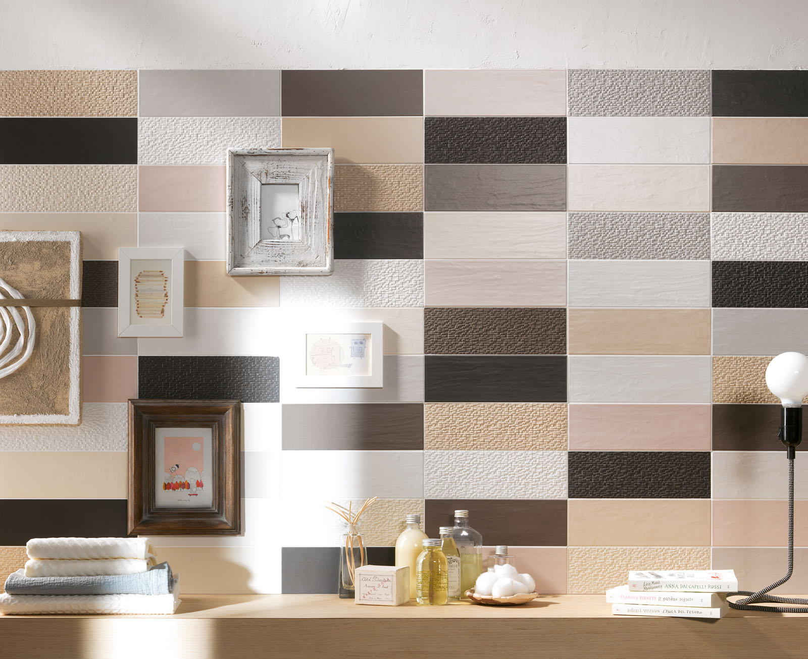 Inspirational ideas for tile laying marazzi weekend dailygadgetfo Gallery