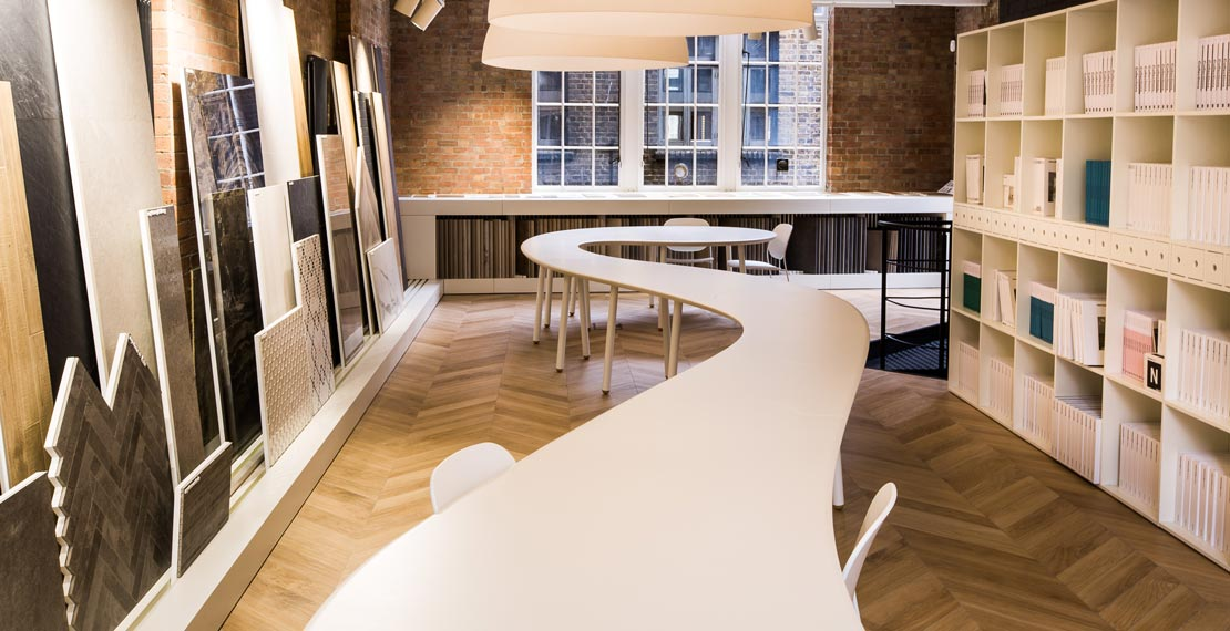 Marazzi opens its first Flagship Showroom in Clerkenwell