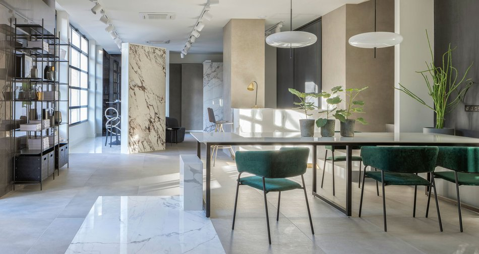 Marazzi opens a new showroom in Lyon