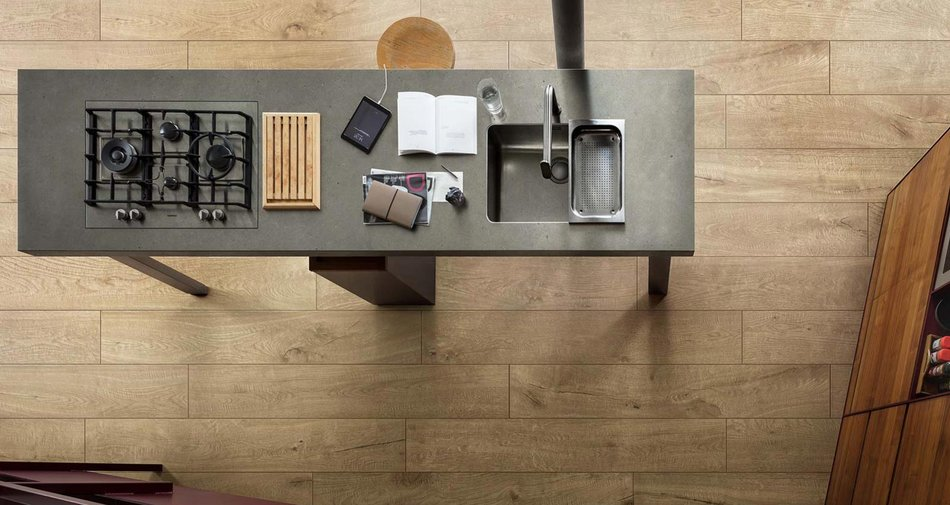 Beige, grey or taupe for your kitchen? Neutral colour tiles