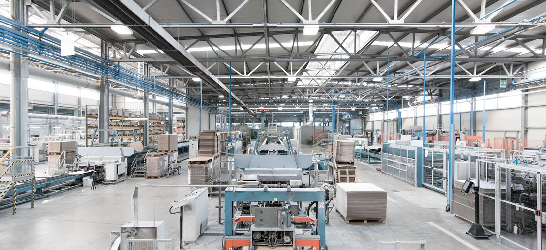 Where Marazzi products are born: production seen through the eyes of the architects and bloggers of WEBLOG
