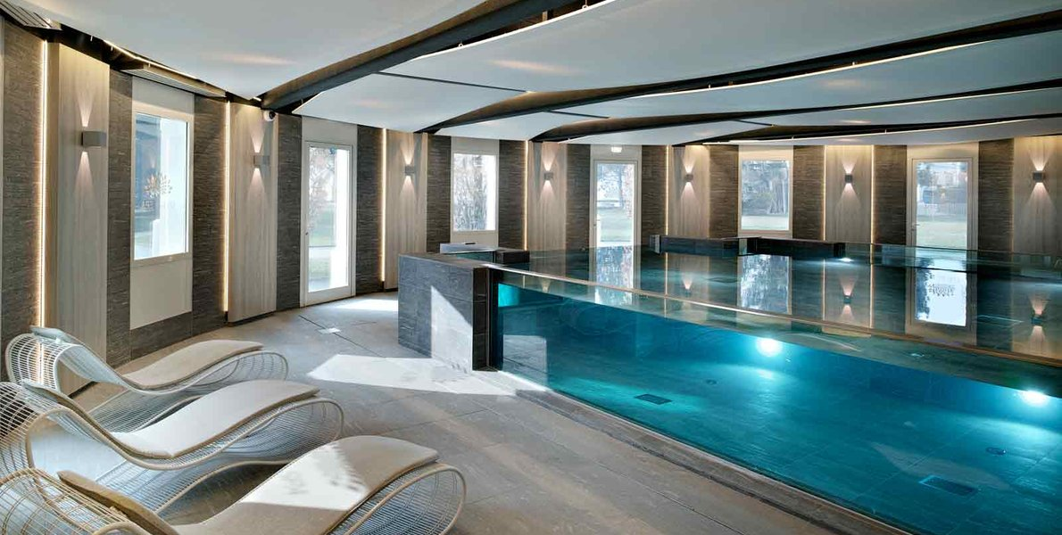 Cristal Spa, a wellness centre with a feng shui approach in the French Alps