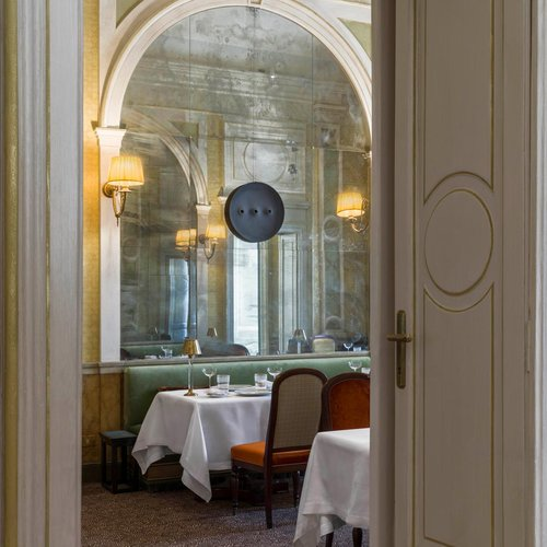 Marazzi tiles for the Cracco in Galleria restaurant