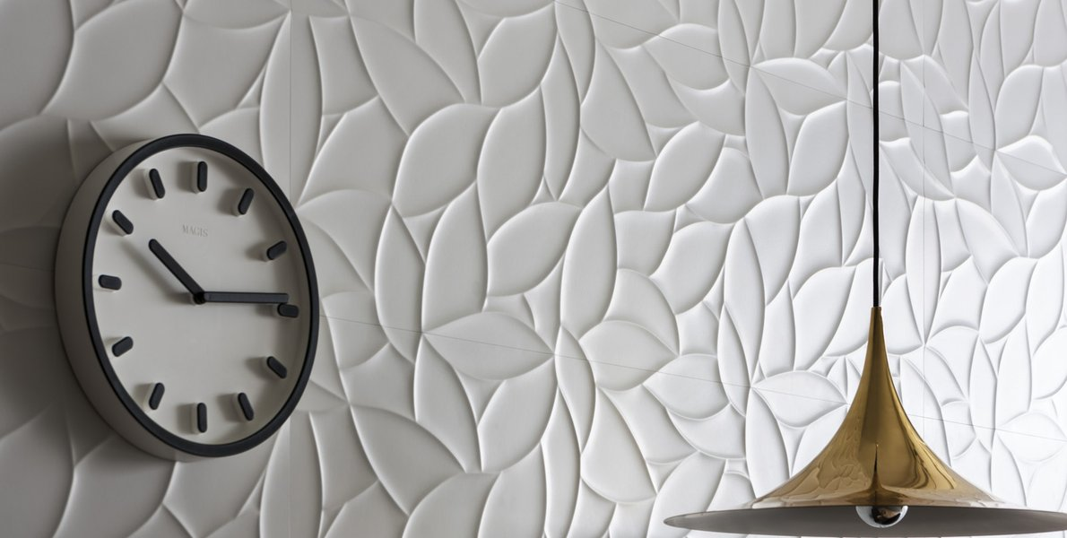 The Beauty Of Ceramic Wall Tiles In The Large 40x120 Size Marazzi