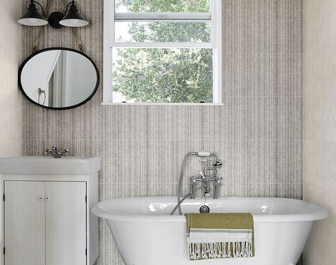 fabric the wall tiles inspired by nature marazzi rh marazzigroup com  how to install wainscoting over wall tile in a bathroom