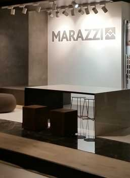 Marazzi exhibits at Biennale Interieur 2016.