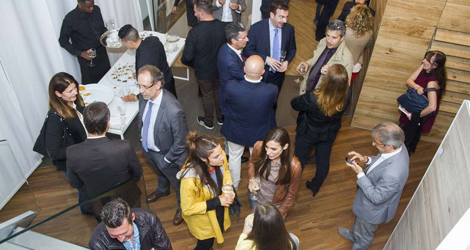 Foodies' Party @ Marazzi Showroom Milan