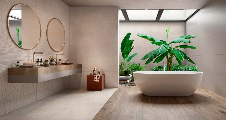 Transform your bathroom into a spa