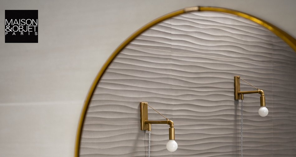 The new Marazzi collections on show at Maison&Objet, 22-26 January in Paris