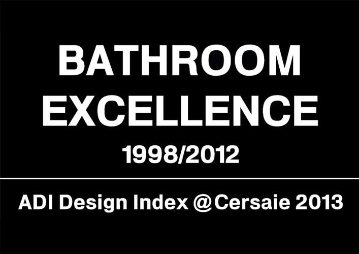 Bathroom Excellence. ADI Design selection