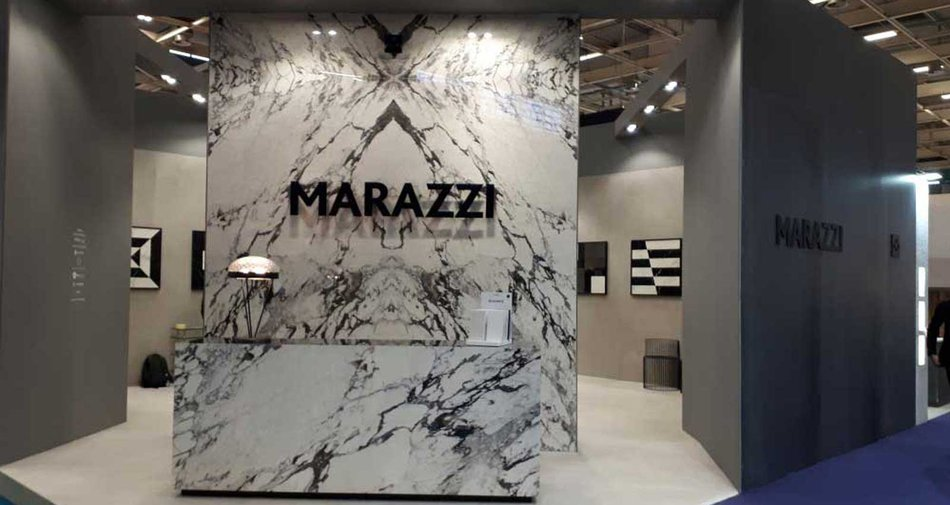 Marazzi at EquipHotel Paris 2018