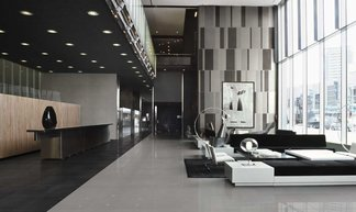 A factory for SistemS, Marazzi's new technical stoneware