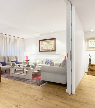 Total Treverkhome for the La Paz home in Madrid