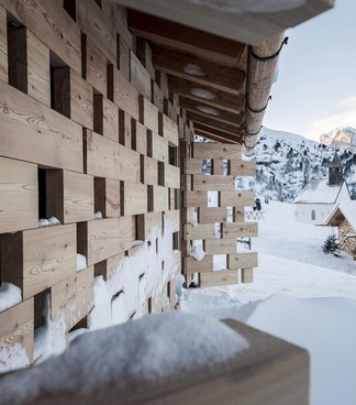 Zallinger: a high-altitude diffused hotel offers a new model of hospitality
