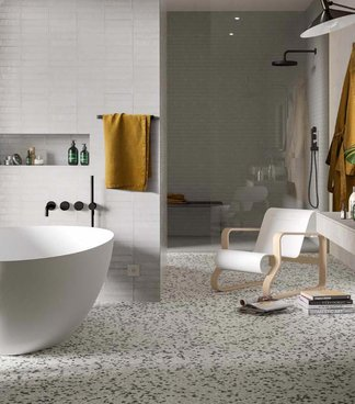 Special Bathroom: Pure Nordic