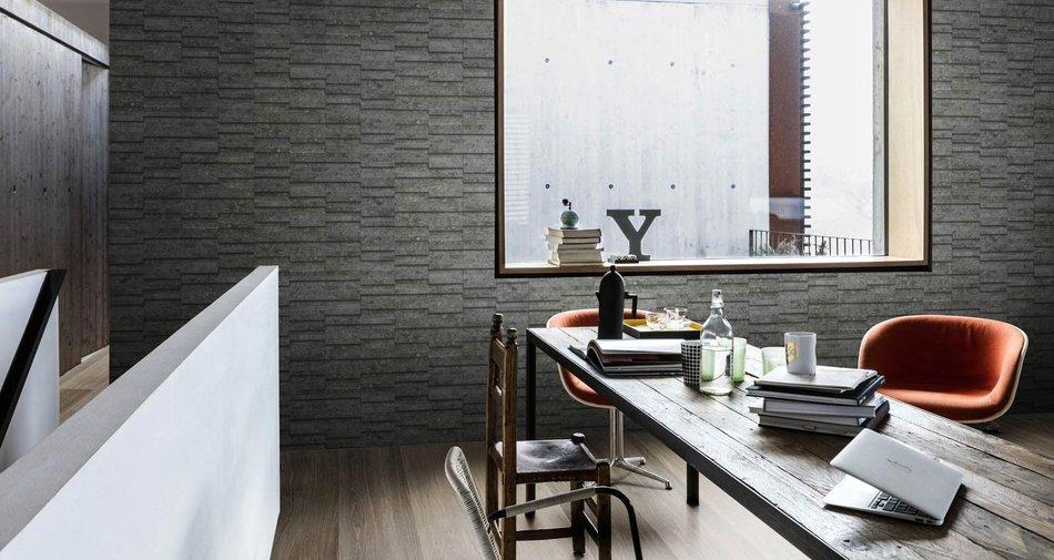 Mystone Bluestone 20mm Stoneware For Ventilated Walls