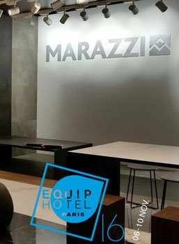 Marazzi at Equip'Hotel Paris 2016