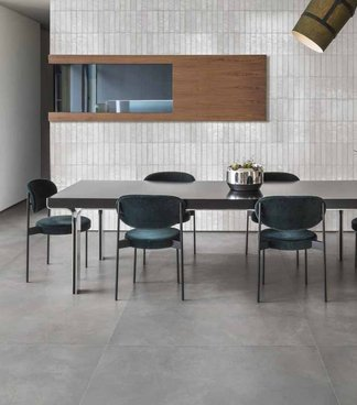 Ceramic surfaces for multifunctional interiors