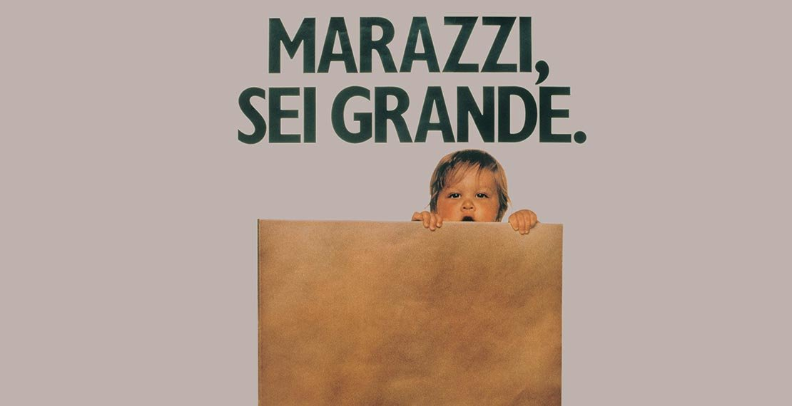 1935 – 2015. Marazzi celebrates 80 years of age