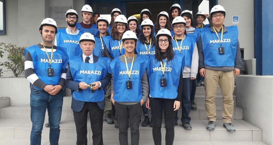 Marazzi Day: University meets Business