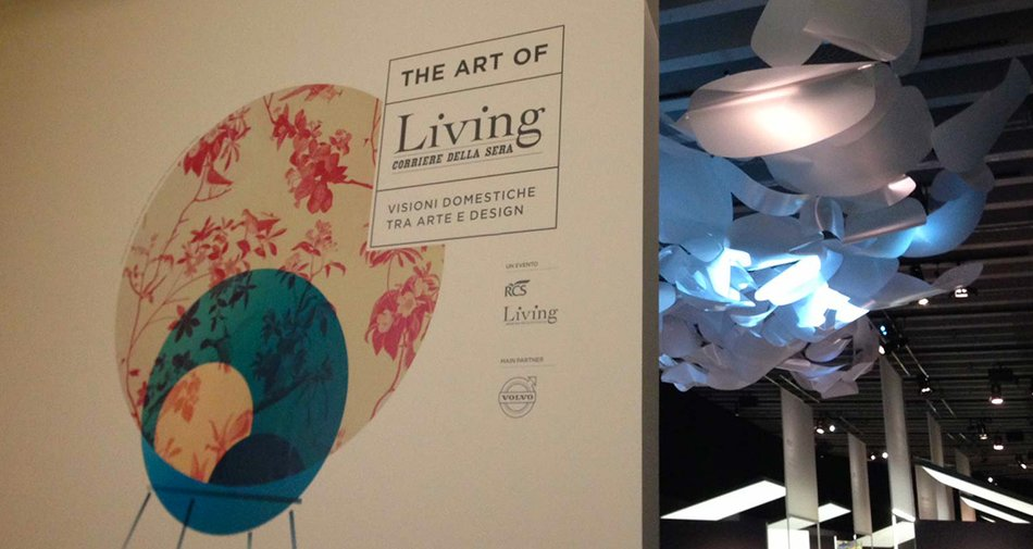 Marazzi at the Triennale with The Art of Living, the Living - Corriere della Sera event