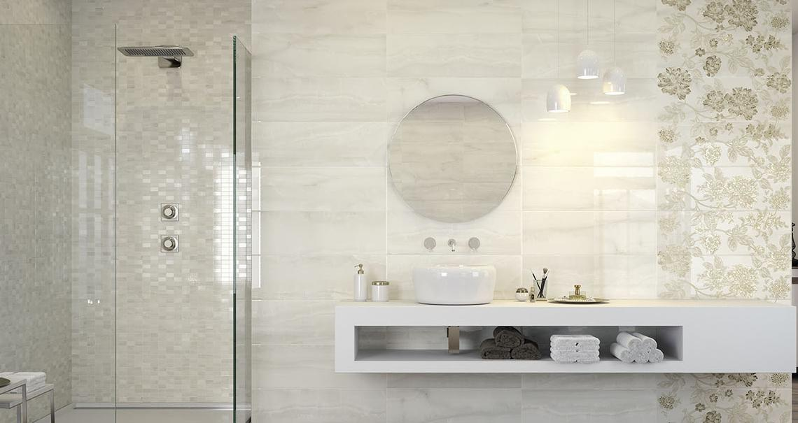 Onix - Marble Effect - Bathroom