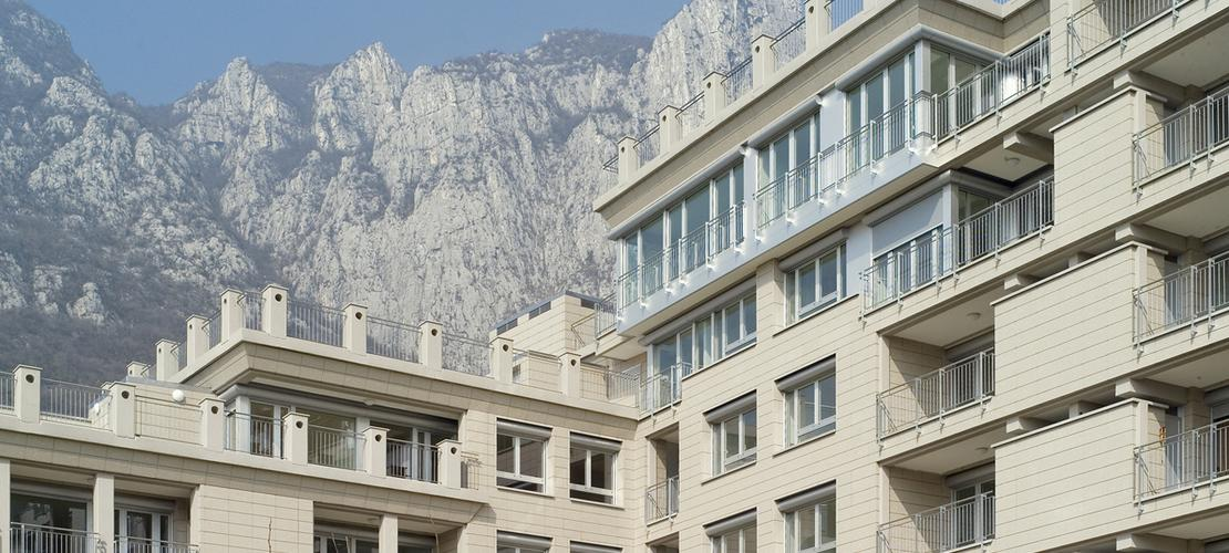 Residential Complex, Lecco