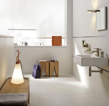 Tiles White Concrete Effect - Marazzi_272