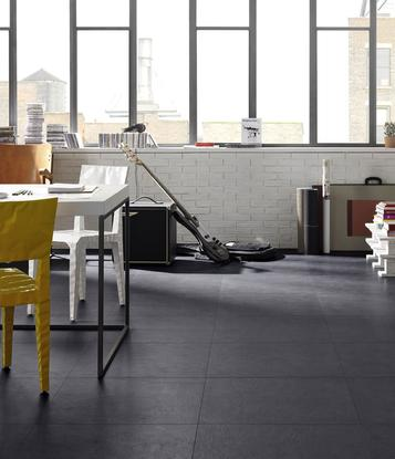 Tiles Black Concrete Effect - Marazzi_272