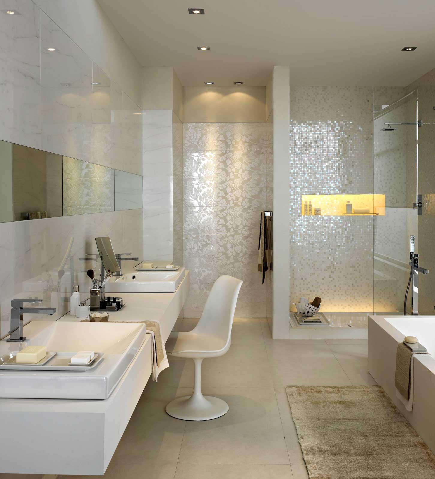 stonevision glossy porcelain marazzi. Black Bedroom Furniture Sets. Home Design Ideas