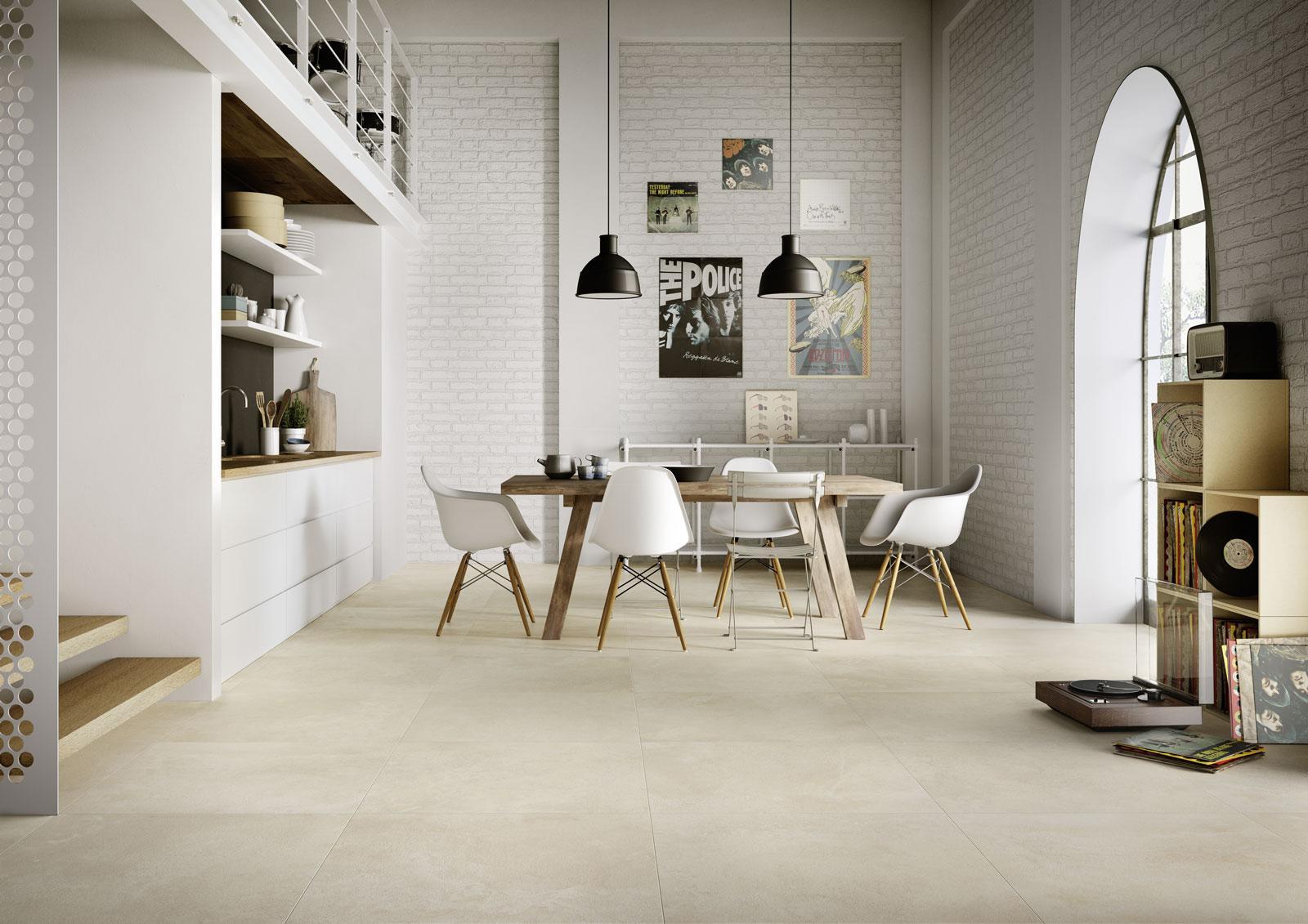 Timeless - stone-look stoneware tiles | Marazzi