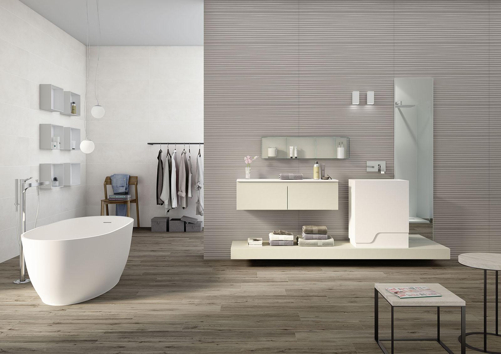 Concreta - Concrete effect porcelain stoneware | Marazzi