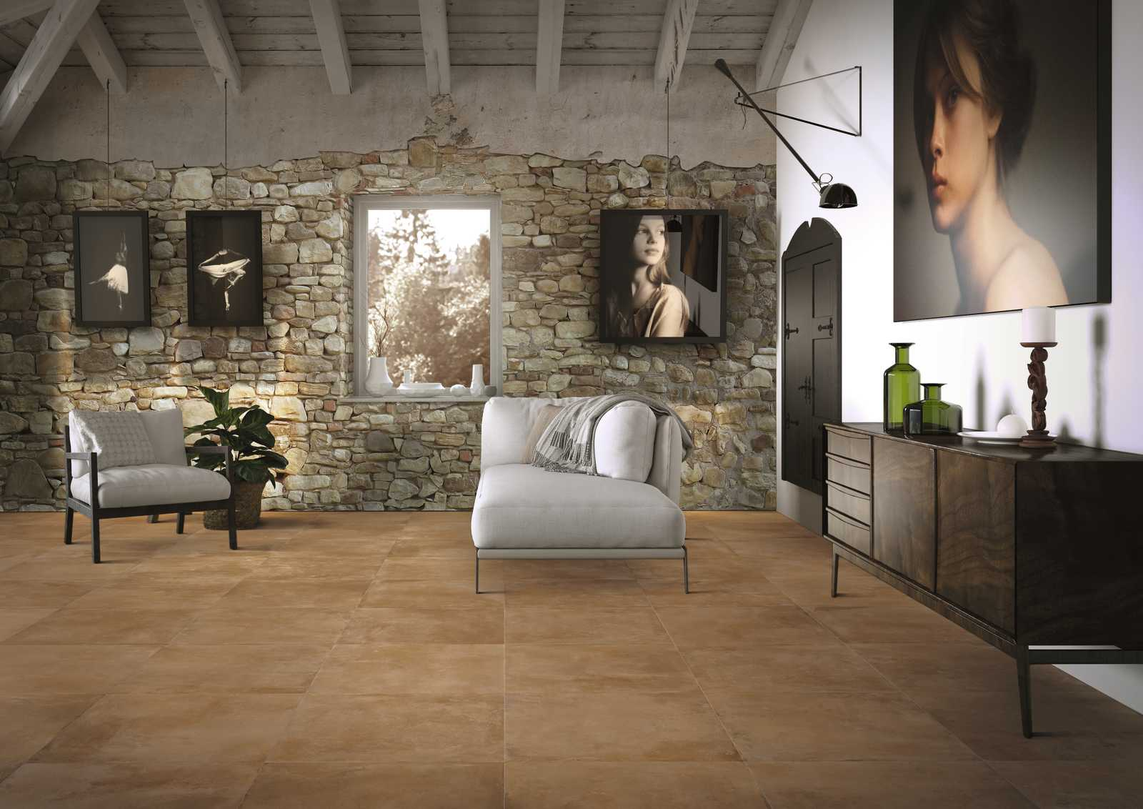 Beige Tiles: View The Collections   Marazzi 7390 Part 80