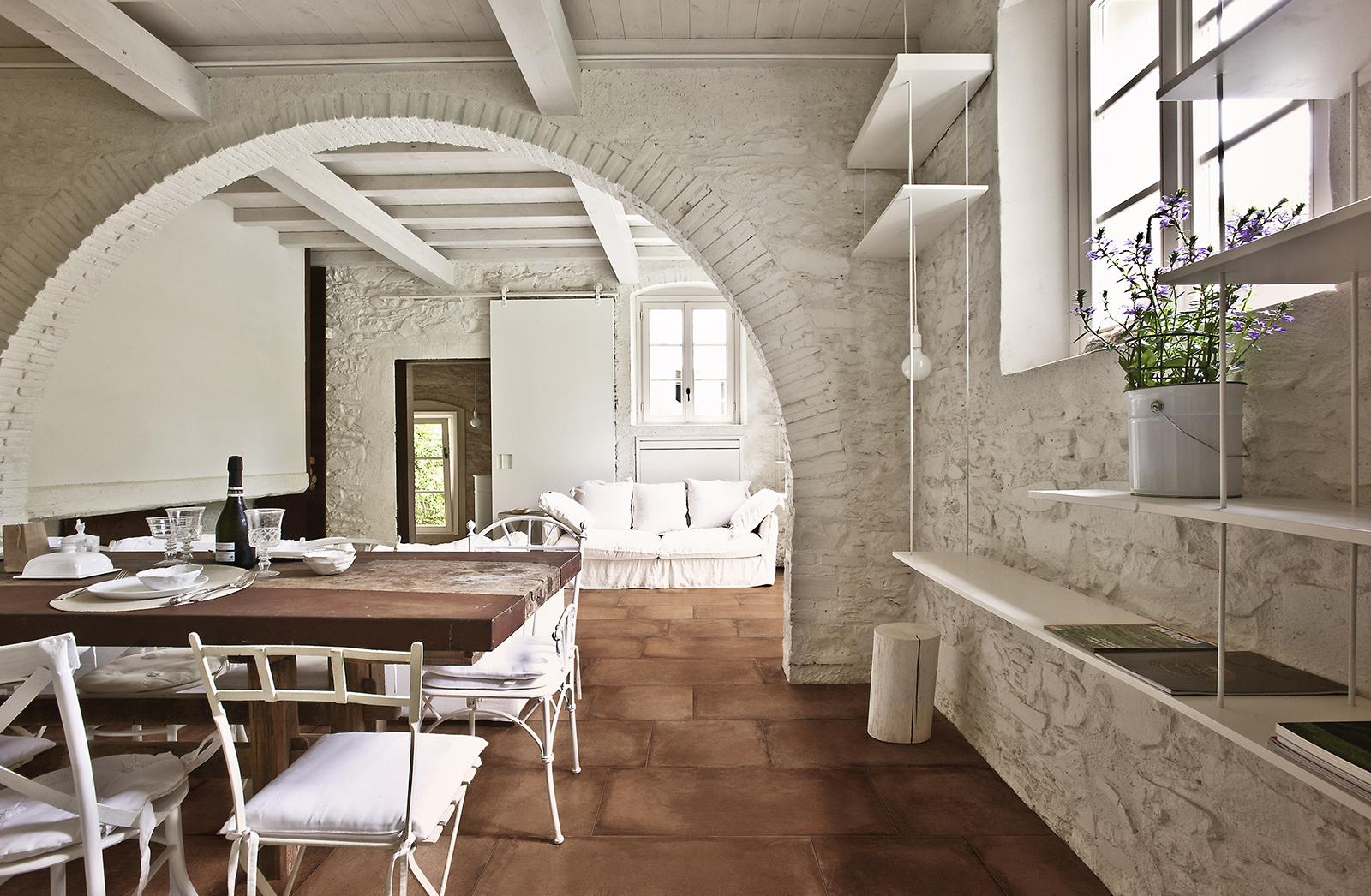 Cotto toscana cotto look stoneware marazzi for Carrelage marazzi