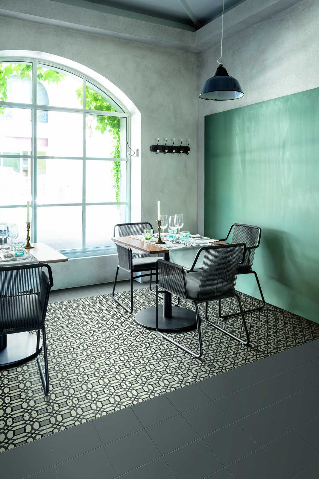 D Segni Collection Stoneware Handmade Cement Tiles Marazzi