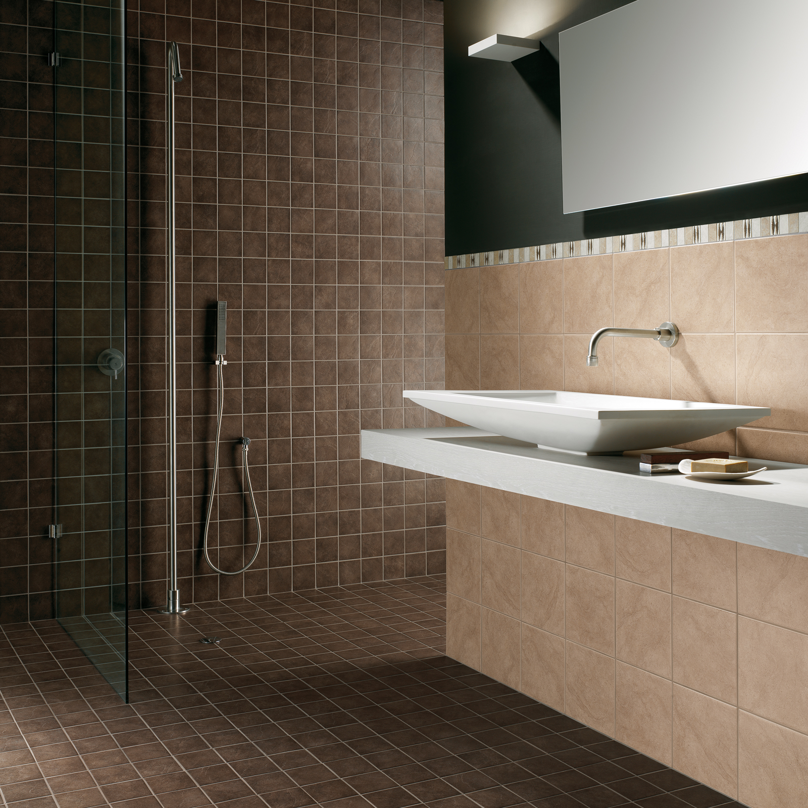 Easy stoneware flooring and wall covering marazzi for 10x10 floor tile