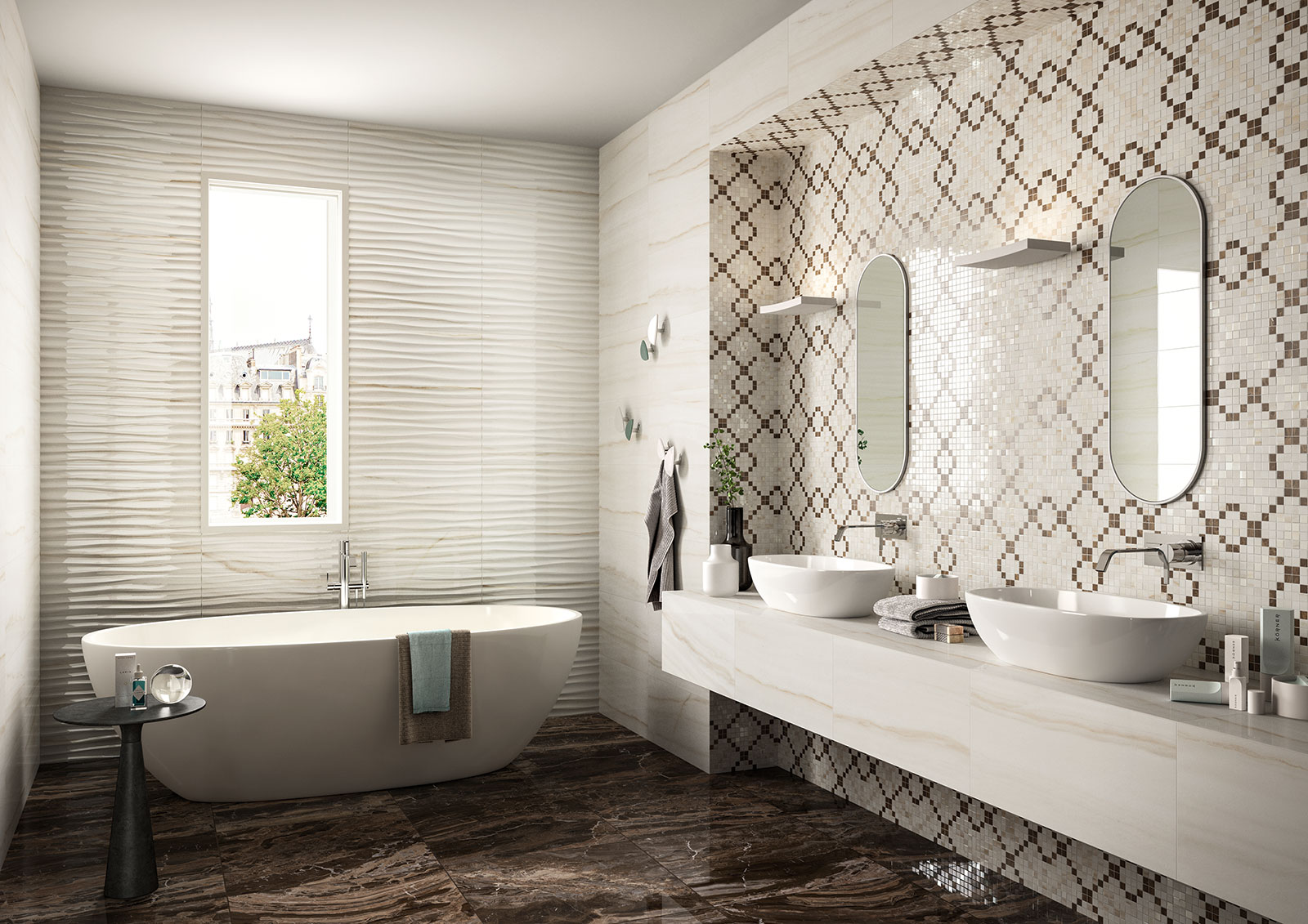 Elegance Marble Wall Tile