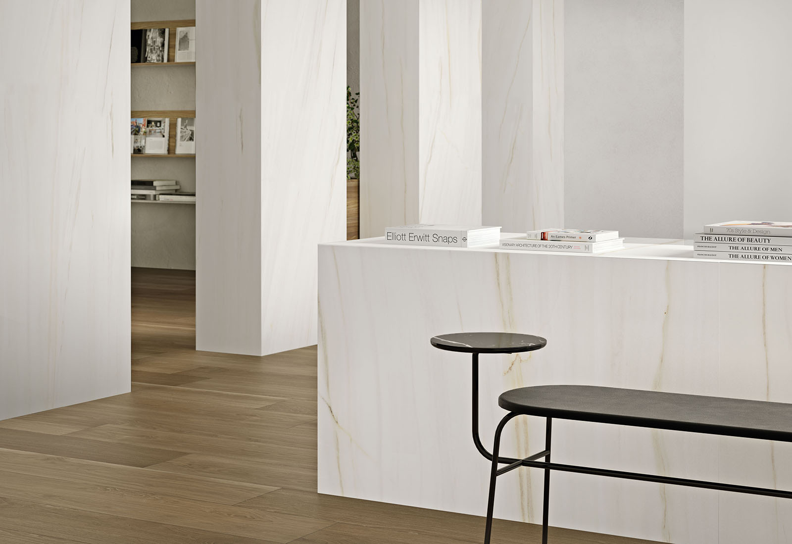 grande marble look ceramic tiles marazzi8825
