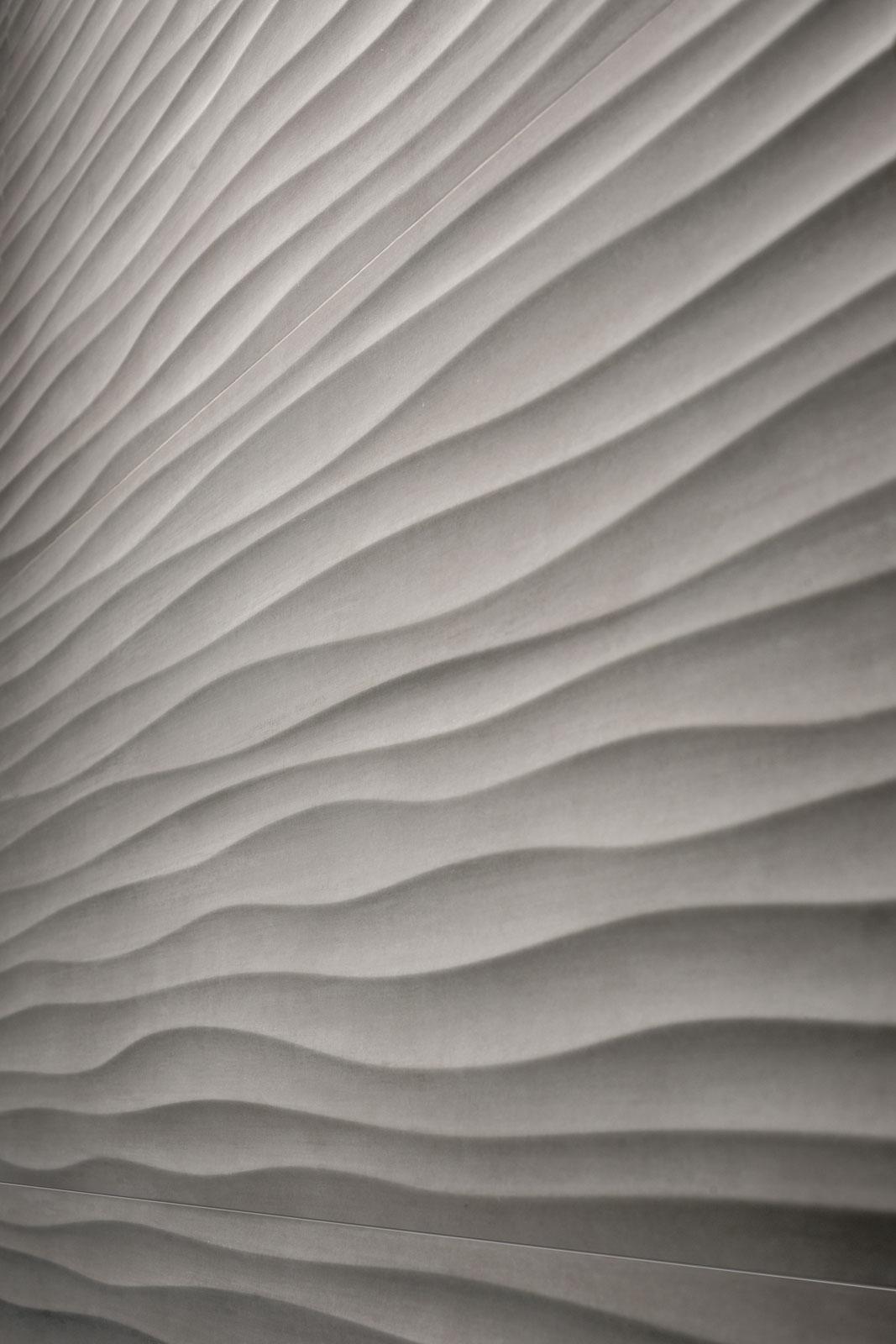 Materika Satin Concrete Effect Wall Tiles Marazzi