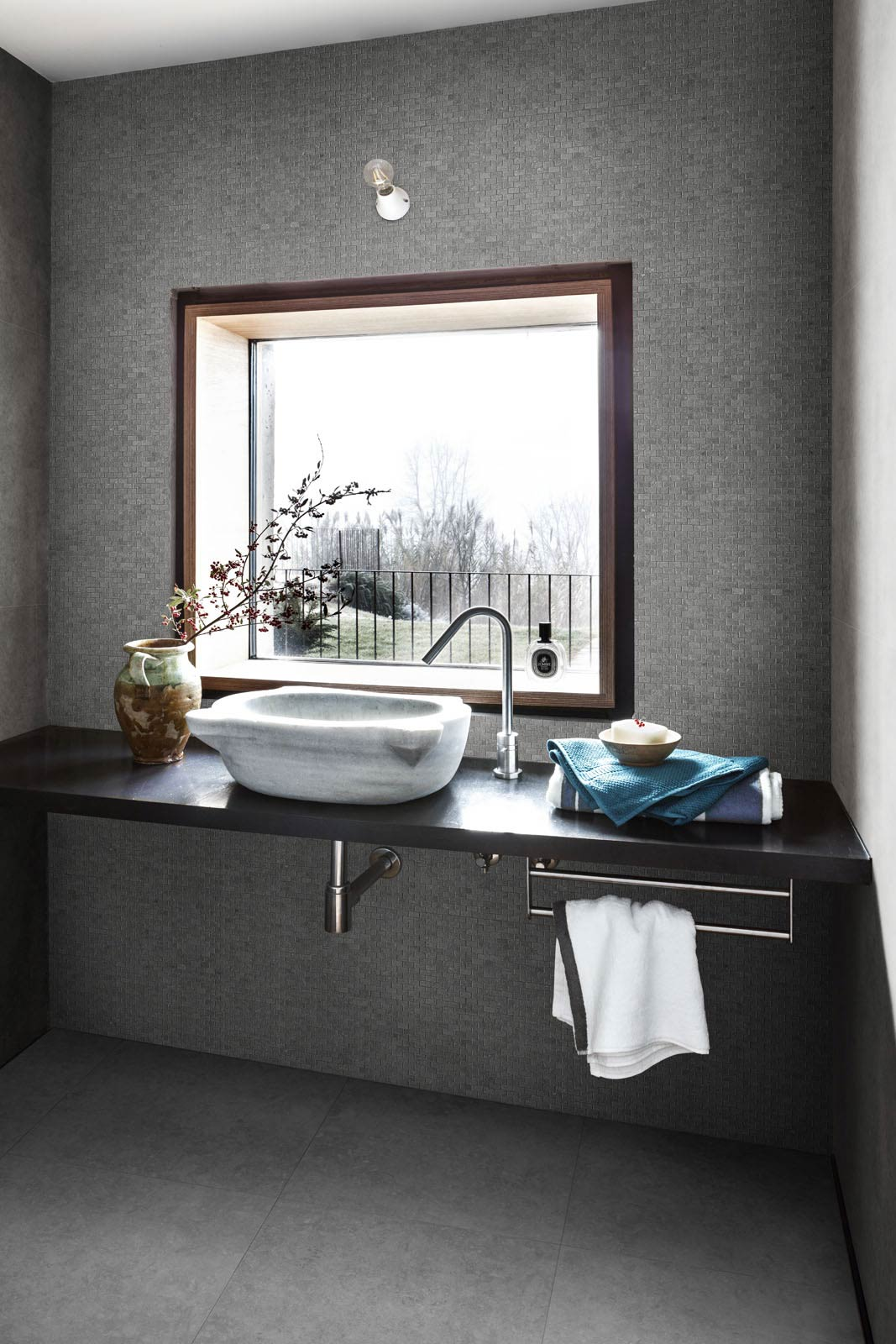 Images for bathroom tiles - Bathroom Tiles Ceramic And Porcelain Stoneware Marazzi 8017