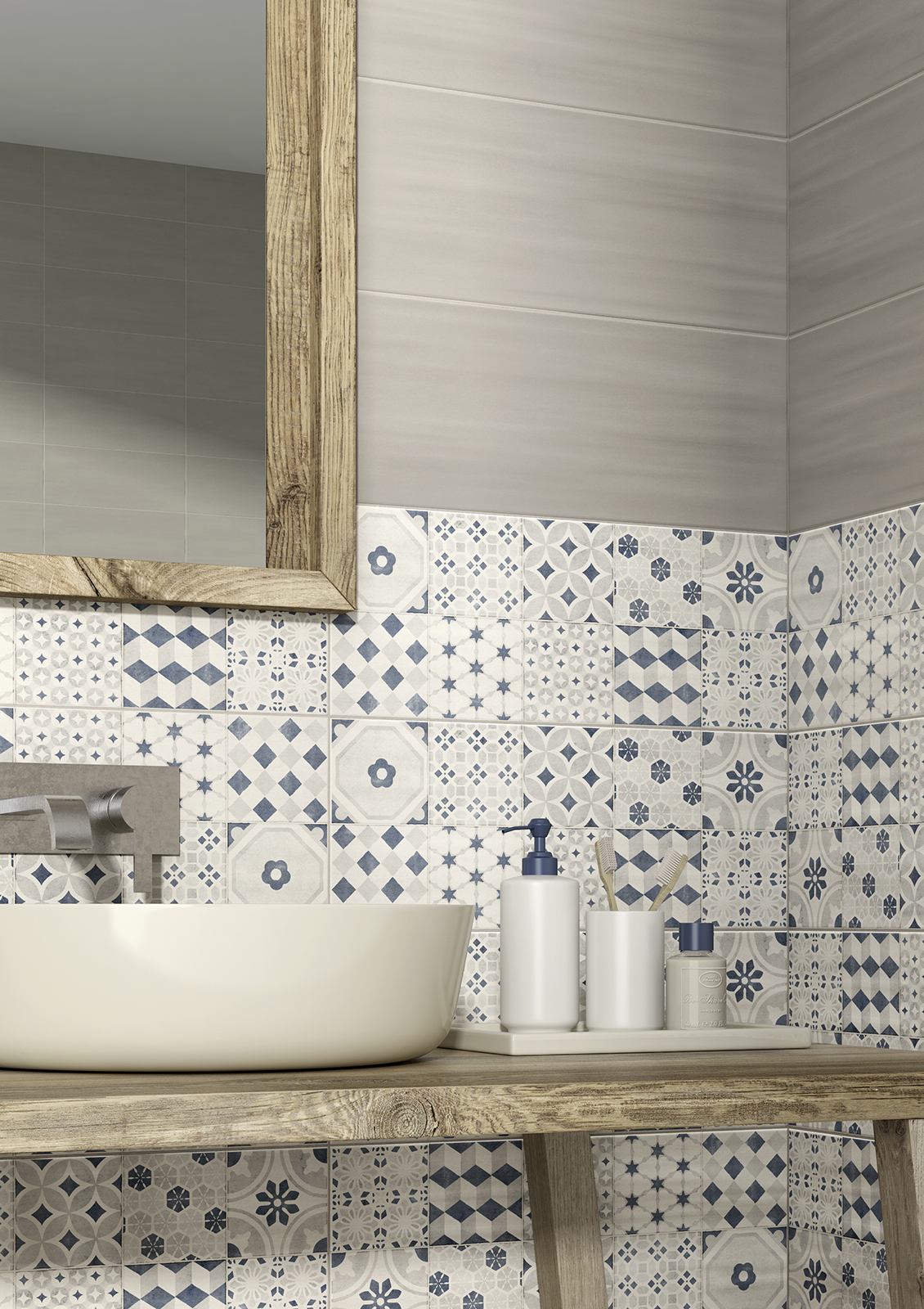 Paint kitchen and bathroom wall tiling marazzi paint ceramic tiles marazzi7065 dailygadgetfo Gallery