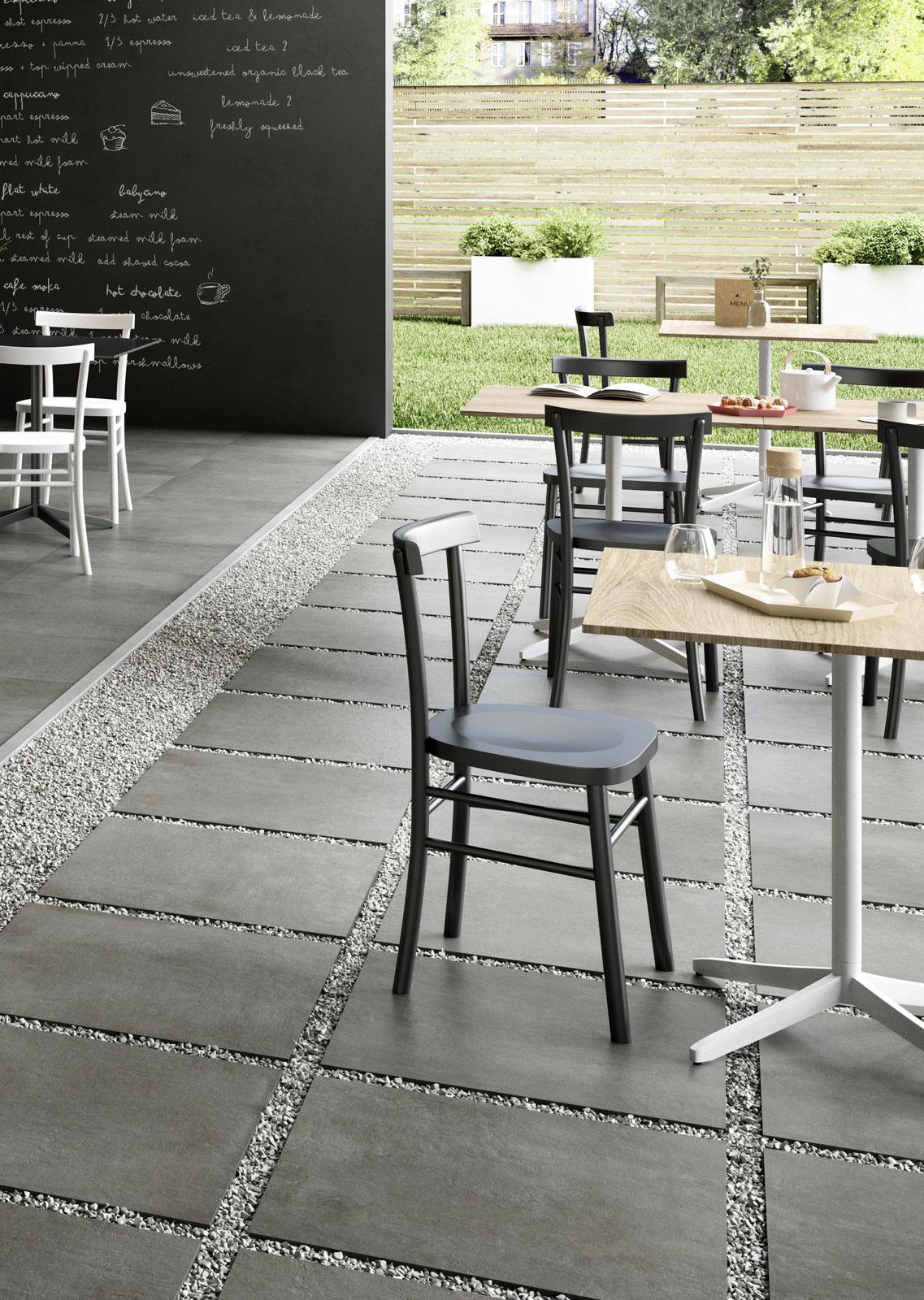 outdoor tiles: gardens and terraces | marazzi