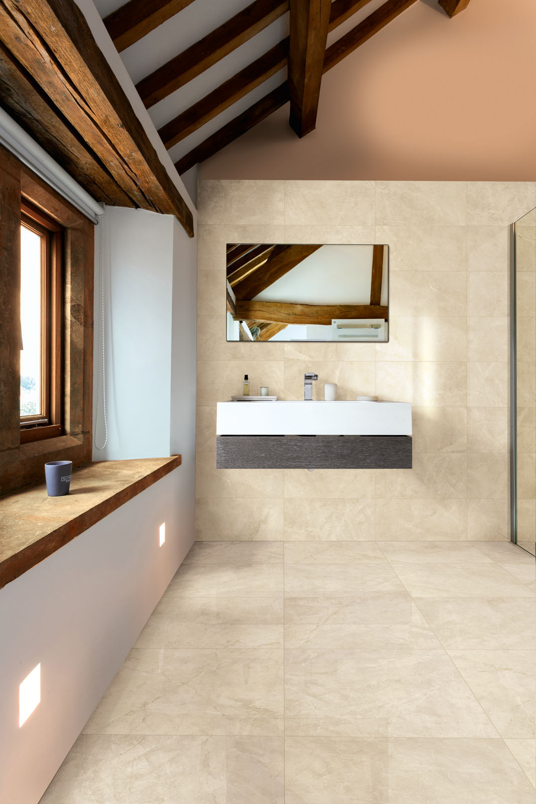 Preview Marble And Stone Effect Stoneware Marazzi