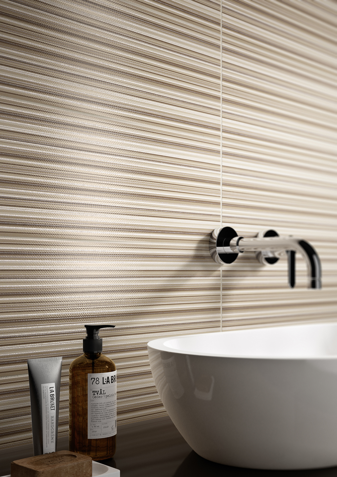 Shine fabric effect covering marazzi shine ceramic tiles marazzi6186 doublecrazyfo Images